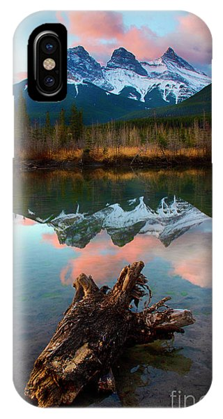 iPhone Case - To The Wild Country Canadian Rocky Mountains 2 by Bob Christopher