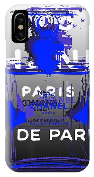 Chanel No 5 - Pop Art IPhone Case