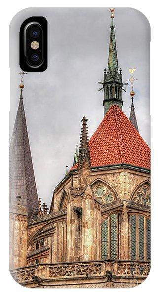 iPhone Case - Church Of Saint Bartholomew by Michal Boubin