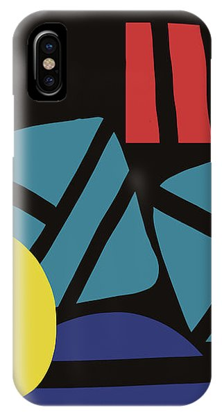 Artwork iPhone Case - Colorful Bento 3- Art By Linda Woods by Linda Woods