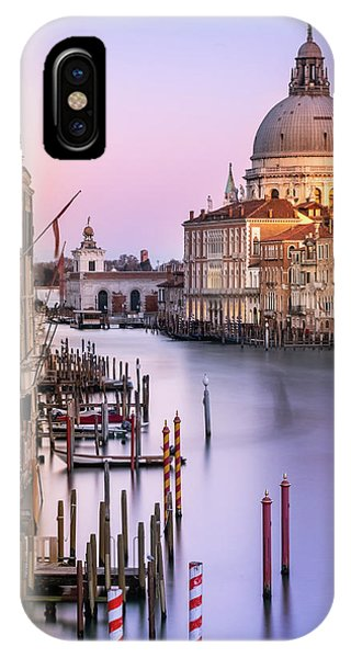 Evening Light In Venice IPhone Case