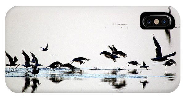 IPhone Case featuring the photograph Flight by Buddy Scott