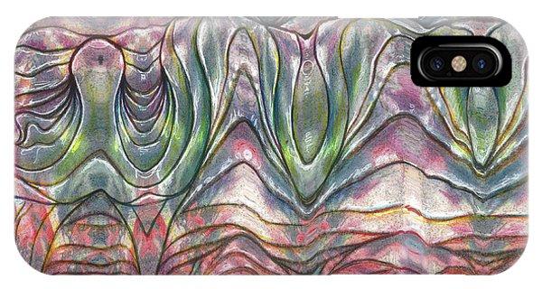 Folds IPhone Case