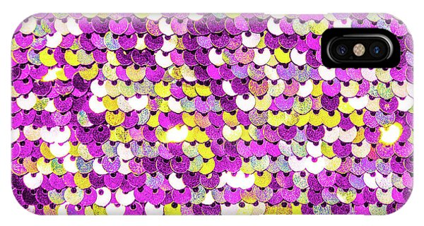 Funky Sequins IPhone Case