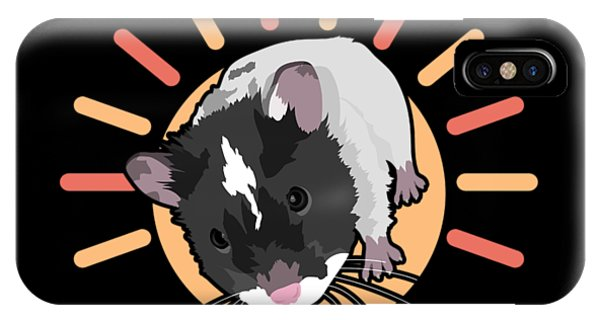 Hamster iPhone Case - Hamster Lover I Swear Honey I Wont Get Any More Hamsters by Kanig Designs