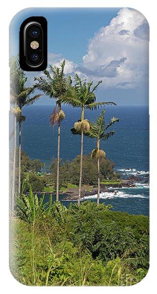 Hawaii Big Island IPhone Case