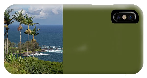 Hawaii Big Island IPhone Case
