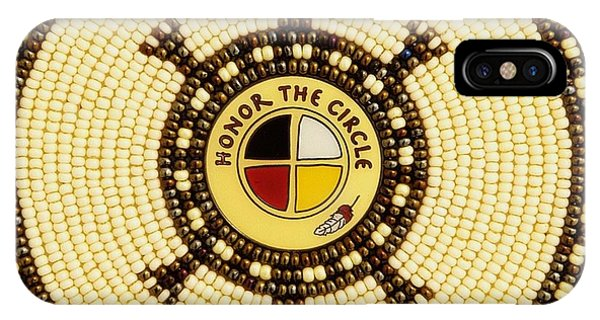 Honor The Circle IPhone Case