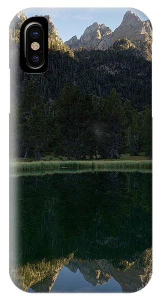 IPhone Case featuring the photograph Ibonet De Batisielles by Stephen Taylor