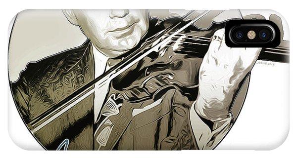 Jack iPhone Case - Jack Benny by Greg Joens