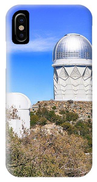 Kitt Peak Observatory Az IPhone Case
