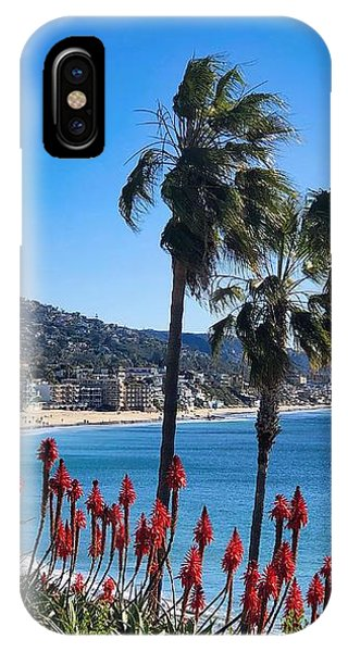 IPhone Case featuring the photograph Laguna Beach by Brian Eberly