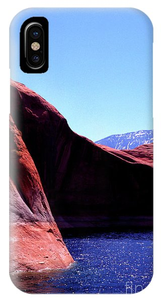 iPhone Case - Lake Powell And Navajo Mountain by Thomas R Fletcher