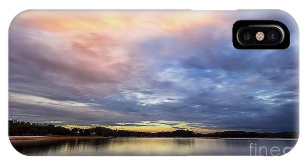 Lake Sidney Lanier IPhone Case