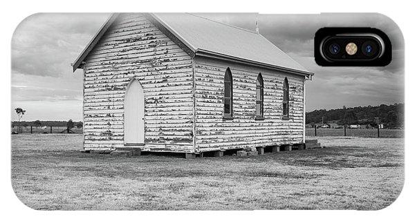 Little Paddocks Chapel IPhone Case