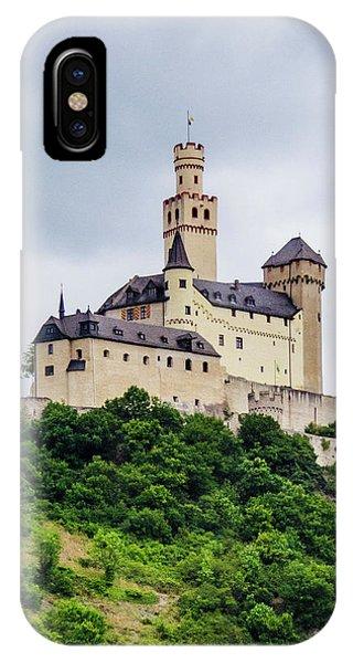 Marksburg Castle - 2 IPhone Case