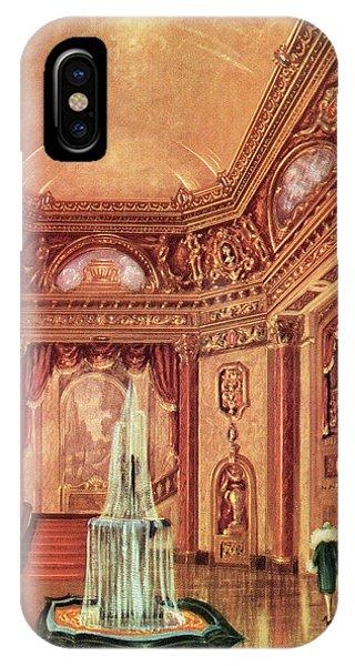 Mastbaum Theatre IPhone Case