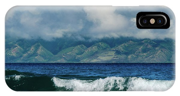 Maui Breakers IPhone Case