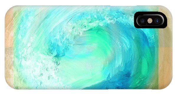 Ocean Earth IPhone Case