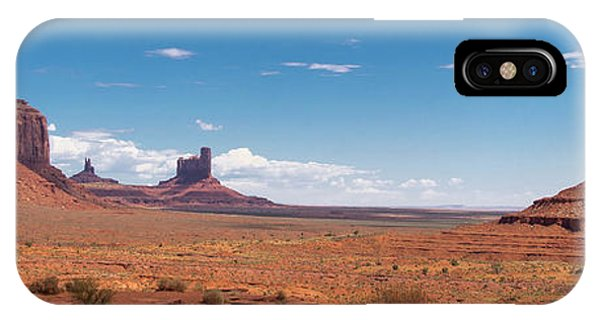 Open Range IPhone Case