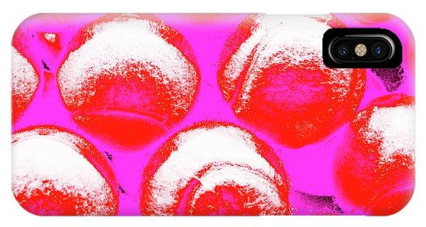 Pop Art Tennis Balls IPhone Case