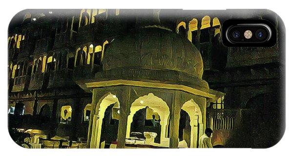 Tomb Of Shinning Windows IPhone Case