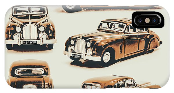Design iPhone Case - Retro Rides by Jorgo Photography - Wall Art Gallery