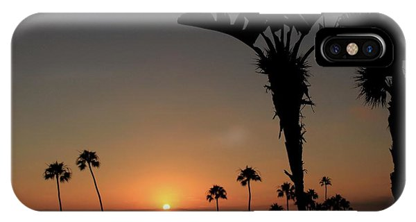 San Clemente Sunset IPhone Case
