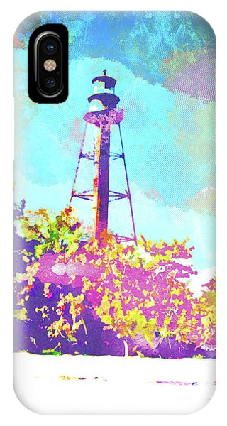 iPhone Case - Sanibel Lighthouse by Chris Andruskiewicz