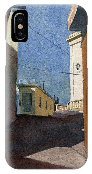 Sersale Street IPhone Case