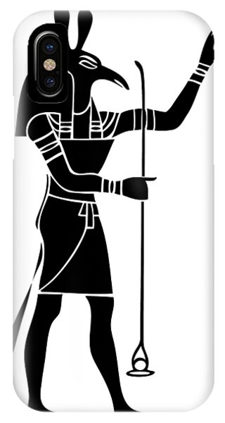 iPhone Case - Set - God Of Ancient Egypt by Michal Boubin