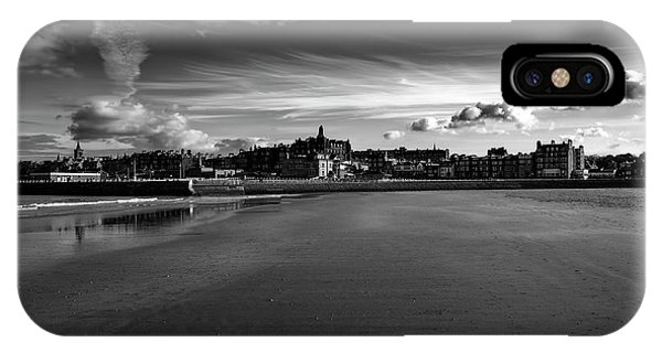 Scenery iPhone Case - St Andrews, Fife by Smart Aviation