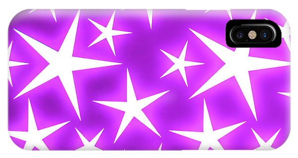 Star Burst 2 IPhone Case