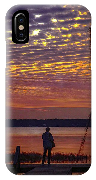 Starke Sunset IPhone Case