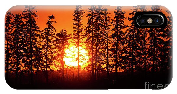 iPhone Case - Sundown by Bob Christopher