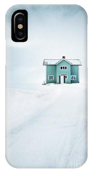 Desolation iPhone Case - Take Me Home by Evelina Kremsdorf