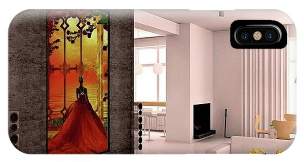 To The Ballroom IPhone Case