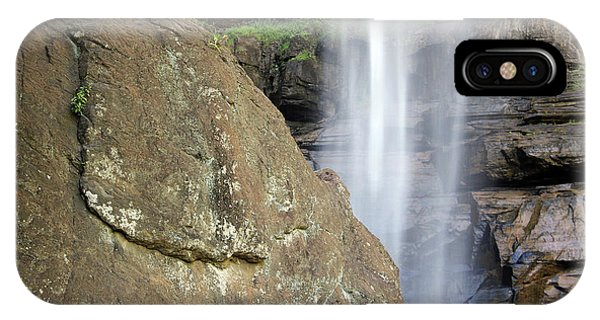 IPhone Case featuring the photograph Toccoa Falls 1 by Joseph C Hinson Photography