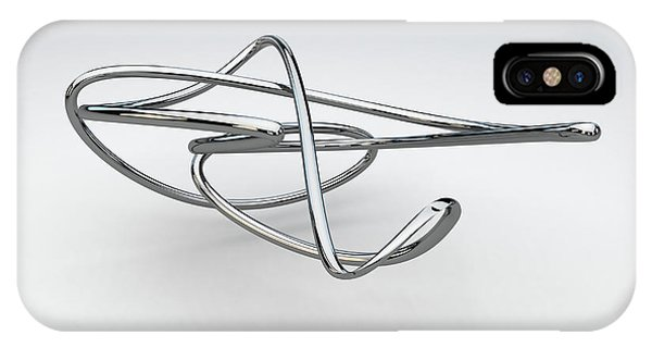 Chrome iPhone Case - Totally Tubular 1 by Scott Norris