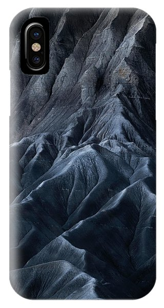 Factory iPhone Case - Utah Moonscape by Larry Marshall