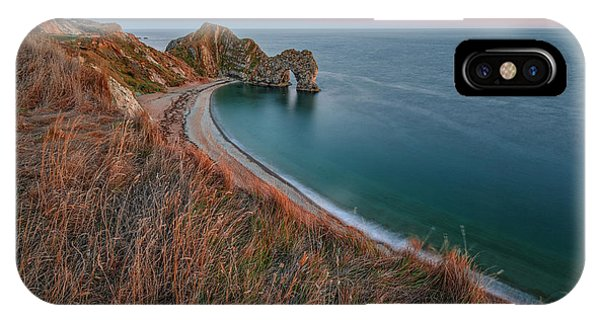 Dorset iPhone Case - Durdle Door - England by Joana Kruse