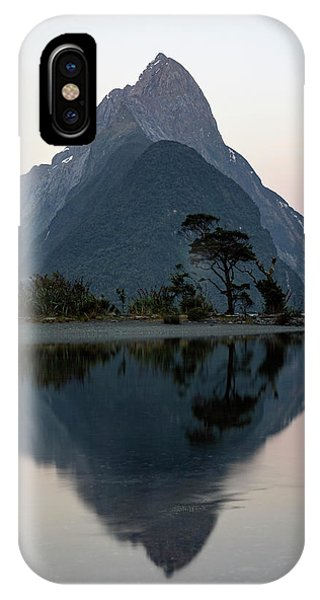 South Pacific Ocean iPhone Case - Milford Sound - New Zealand by Joana Kruse