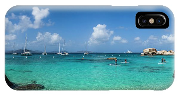 British Virgin Islands, Virgin Gorda Phone Case by Walter Bibikow