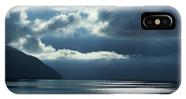 Jervis iPhone Case - Canada, British Columbia by Jaynes Gallery