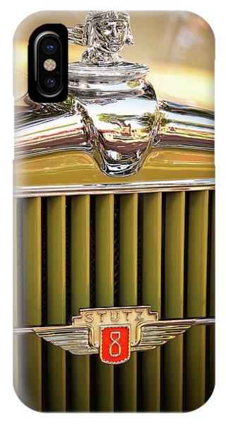 1931 Stutz Model M IPhone Case