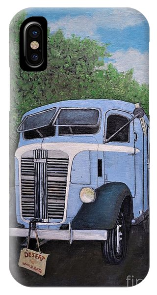 1937  Gmc Coe IPhone Case