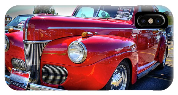 iPhone Case - 1941 Ford Street Rod by David Patterson