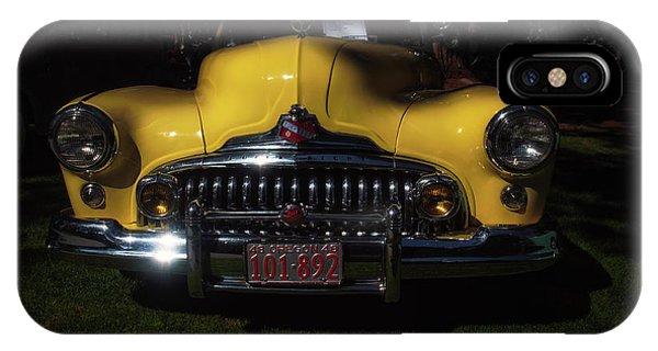 1948 Buick Roadmaster IPhone Case