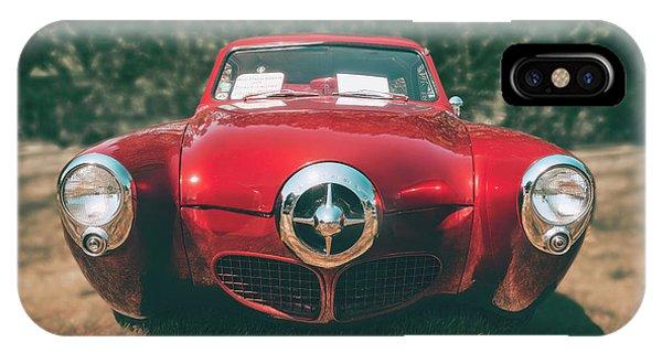 Vehicles iPhone Case - 1950 Studebaker by Scott Norris