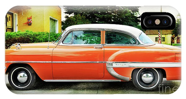 1954 Belair Chevrolet 2 IPhone Case